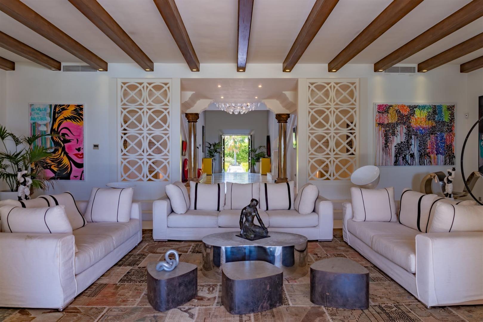 Beachfront Villa for sale Marbella Spain (14) (Large)