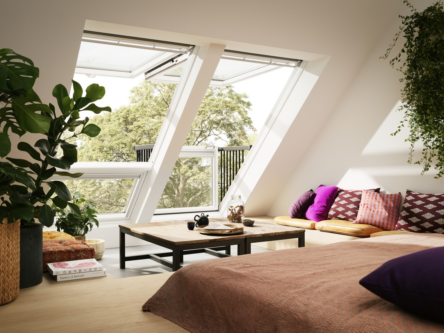 Penthouses on the Roof_ Terrace & Balcony