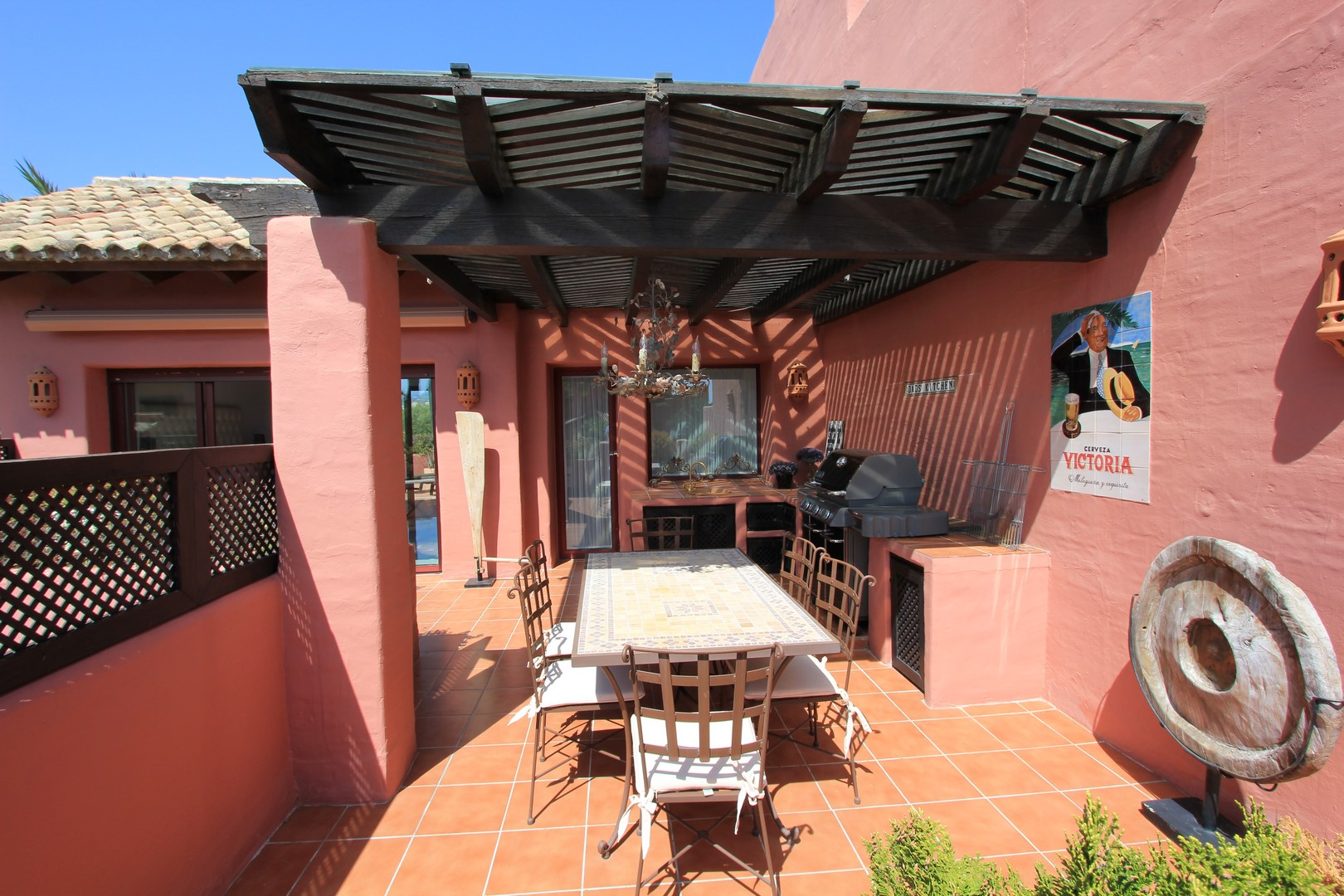 summer kitchen main terrace