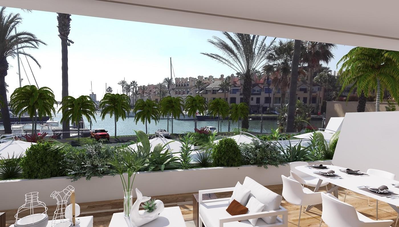 CN195_13_B2_Pier_apartments_Sotogrande_Terrace