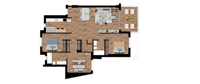 Plan_5_Pier_apartments_Sotogrande_3-ROOMS_-PENTHOUSE