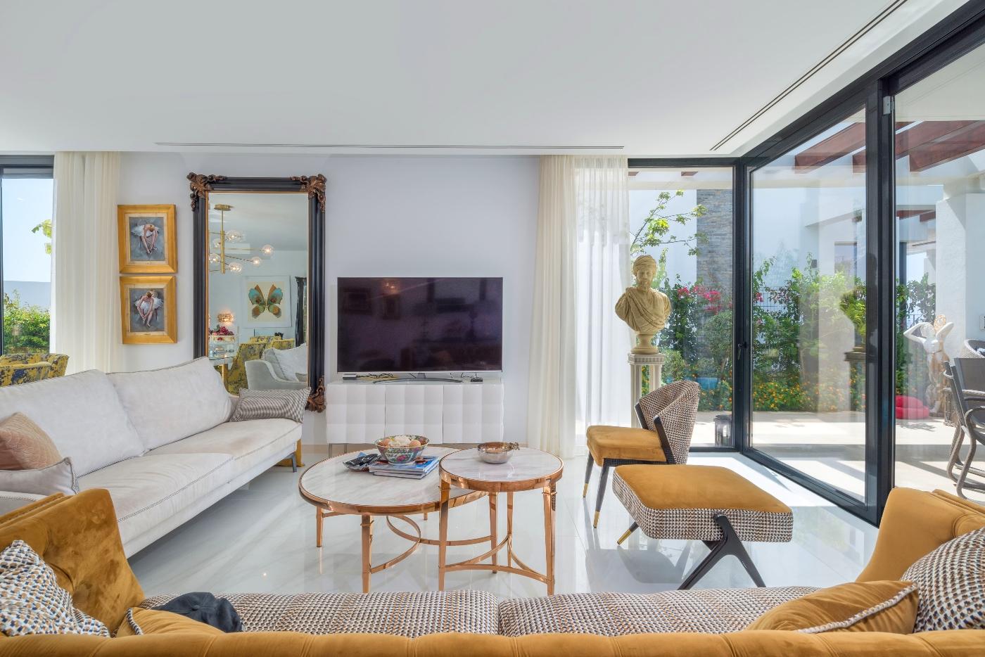 Living area 4