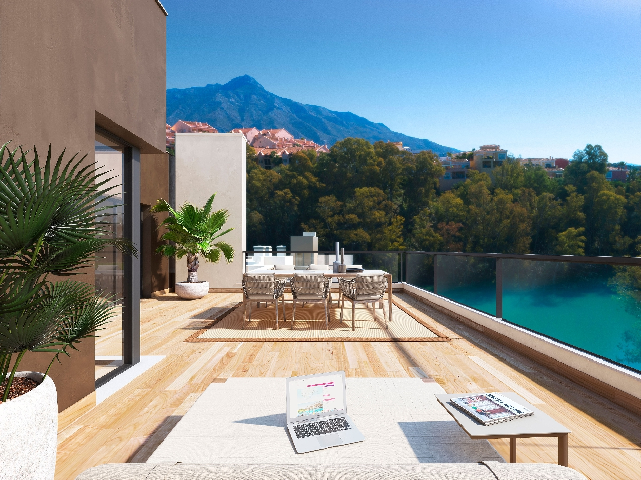 Terrace with views 2