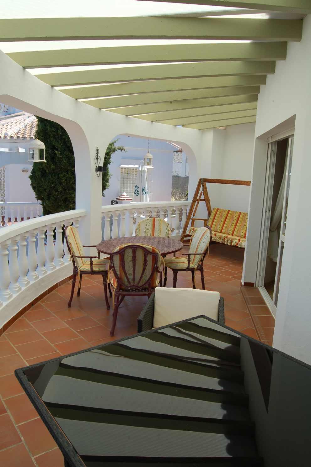 main lounge terrace