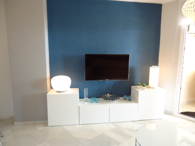 TV Area in Lounge