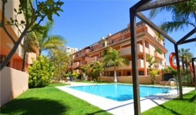 Ref:AM1170 Garden Apartment For Sale in Las Chapas