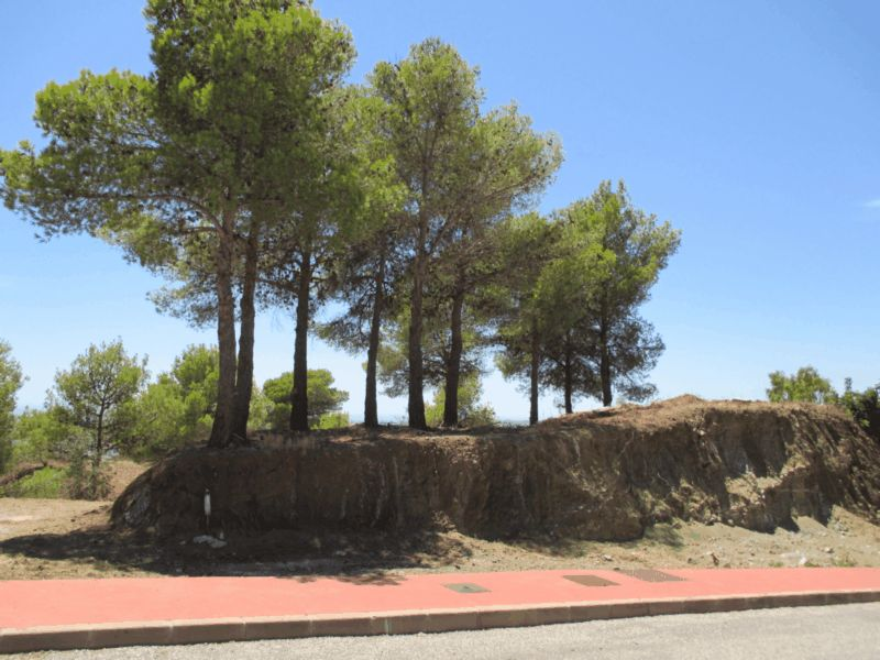 Ref:AM1274 Building Plot For Sale in Mijas