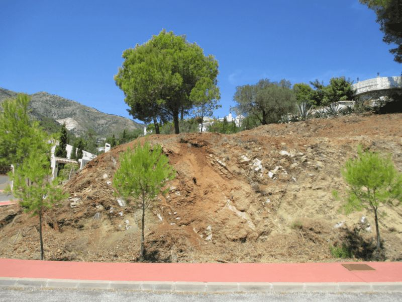 Ref:AM1278 Building Plot For Sale in Mijas