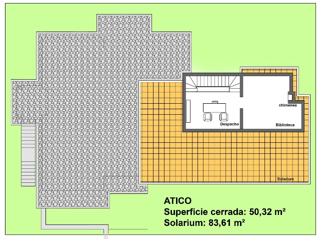 Planta 2 Atico