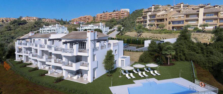 Ref:AM1357 Apartment For Sale in Elviria