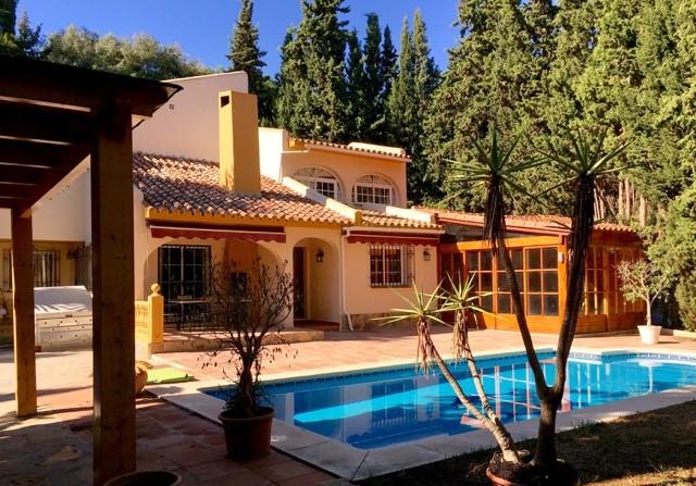 Ref:AM1389 Villa For Sale in Mijas
