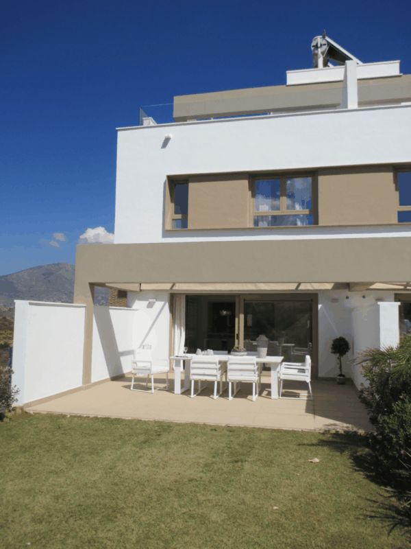 Ref:AM1740 Townhouse For Sale in Mijas Costa