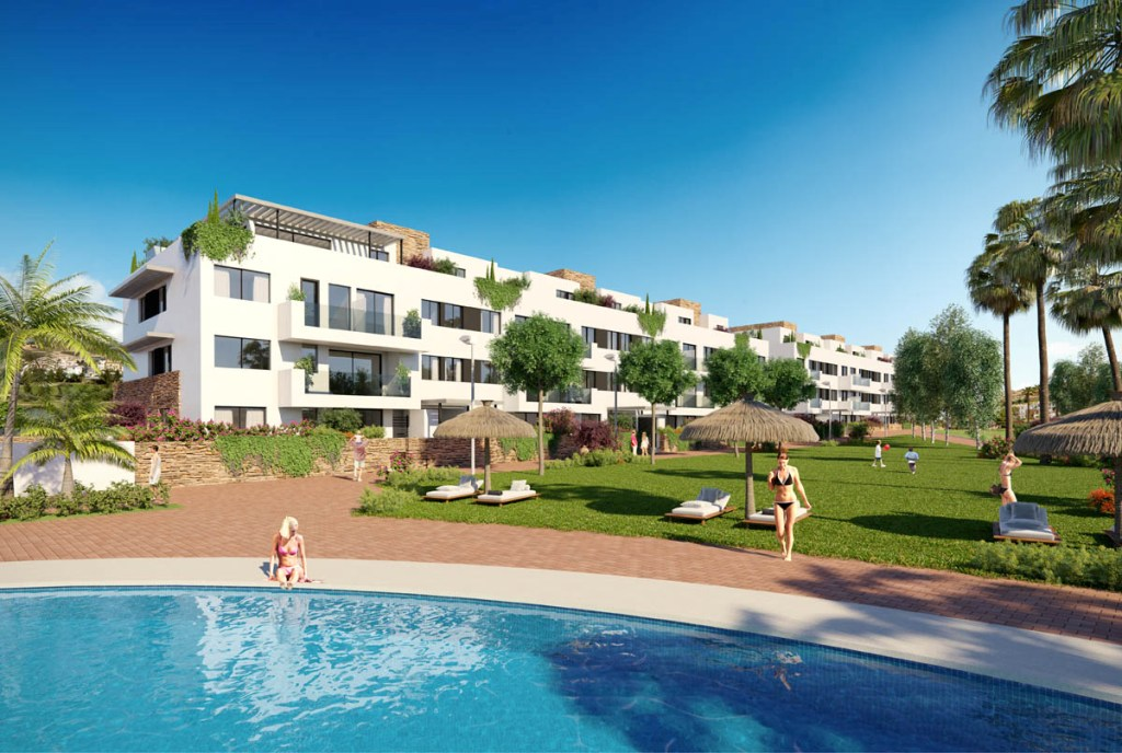 Ref:AM1815 Apartment For Sale in La Cala de Mijas