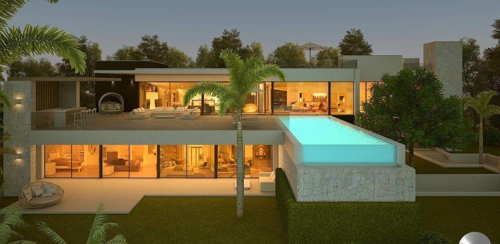 Ref:AM1871 Building Plot For Sale in Marbella