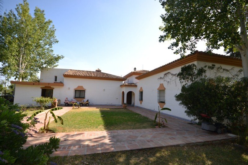 Ref:AM1917 Villa For Sale in Mijas