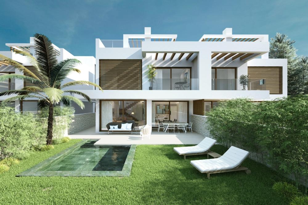 Ref:AM2046 Semi-Detached For Sale in Marbella