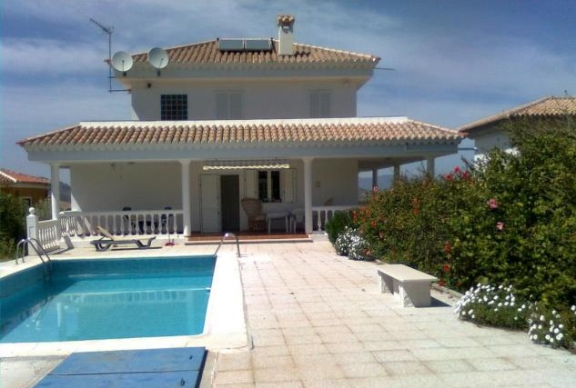 Ref:AM2138 Villa For Sale in Alhaurín de la Torre