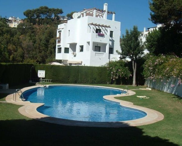 Ref:AM2390 Townhouse For Sale in Mijas