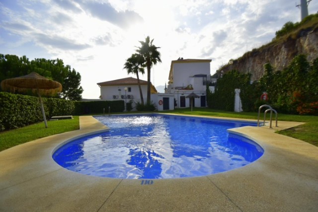 Ref:AM2706 Townhouse For Sale in Benalmádena