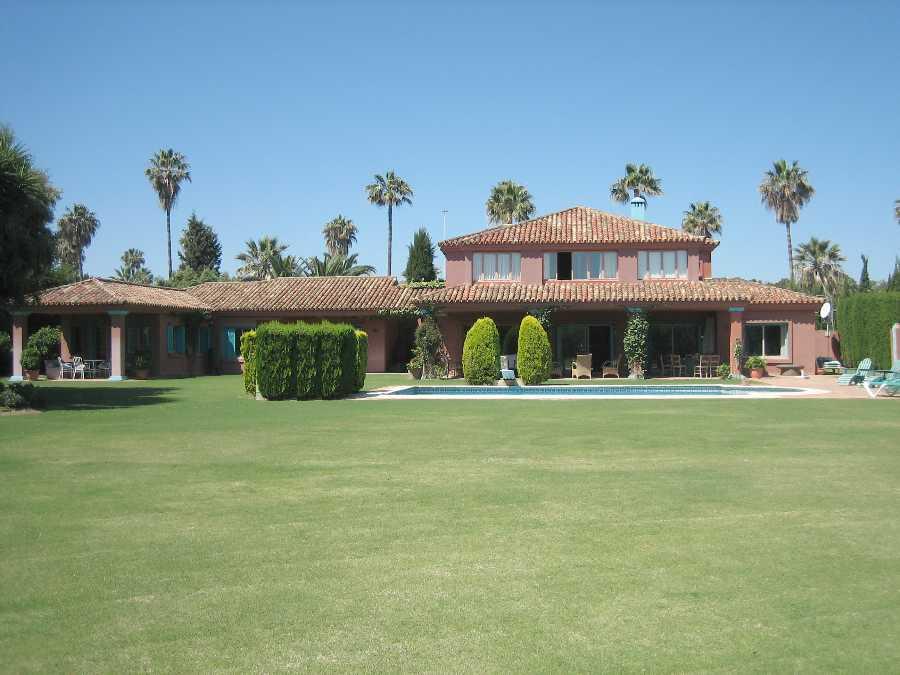 Venta Villa Sotogrande
