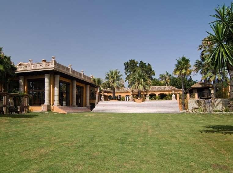 Venta Villa Marbella