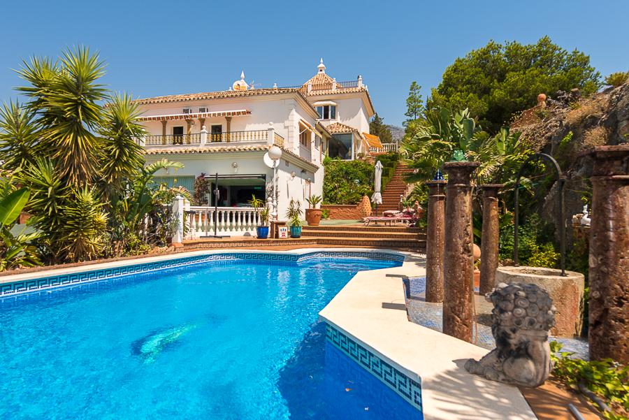 Venta Villa Mijas