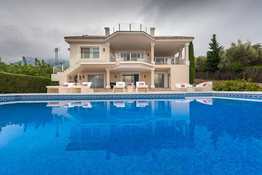 Vendre Villa Istán