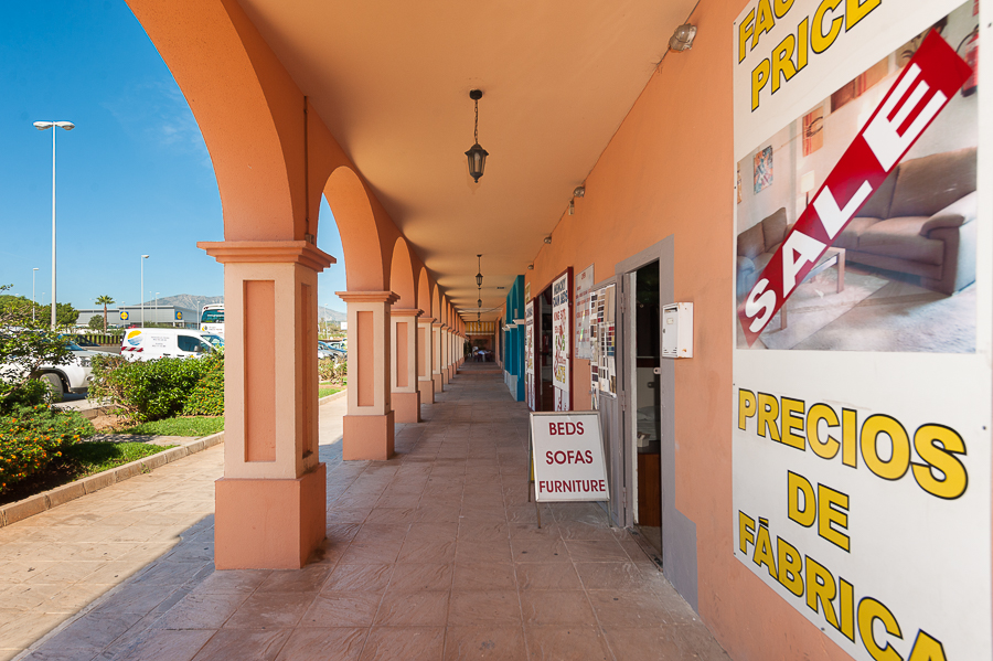 Vendre Local commercial Mijas