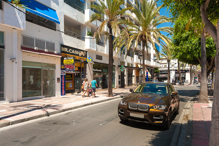 Vendre Local commercial Marbella