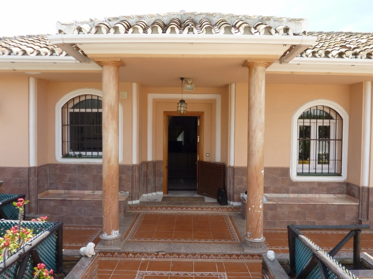 Mijas Costa,Malaga,4 Bedrooms Bedrooms,3 BathroomsBathrooms,Villa,BOMAAP1065