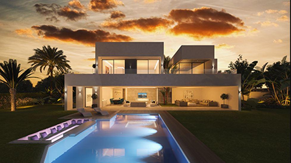 Villa tipo A