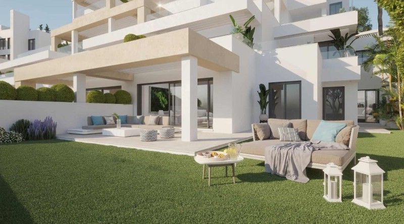 Ground floor with garden