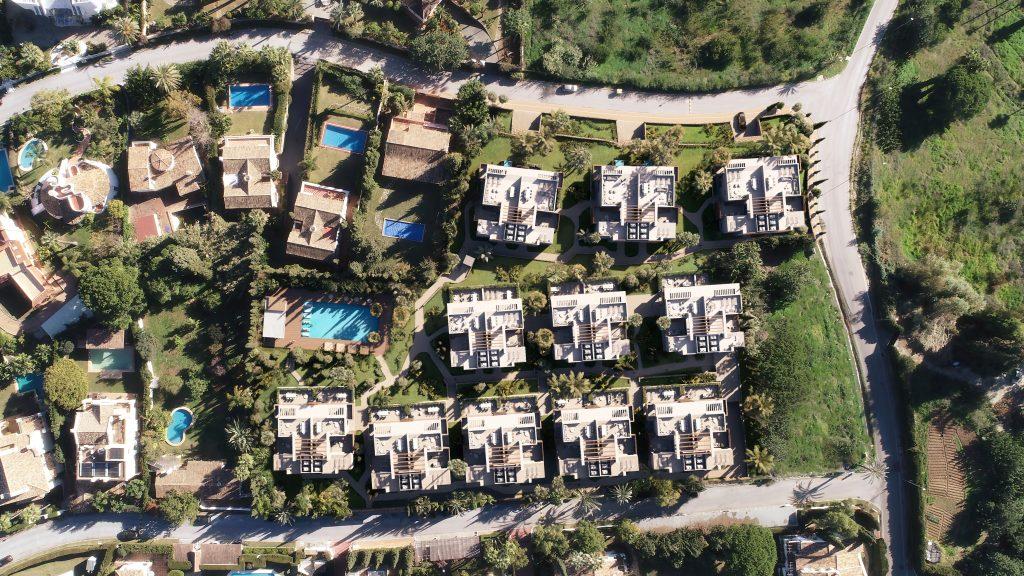 Luxusni rezidencni projekt Marbella Sierra Blanca