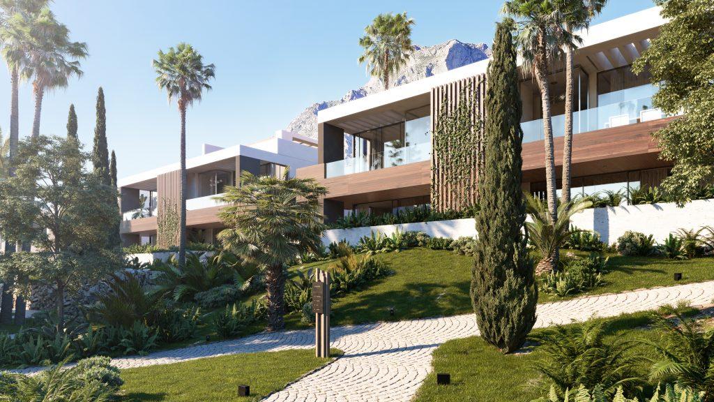 Luxusni vila Marbella Sierra Blanca