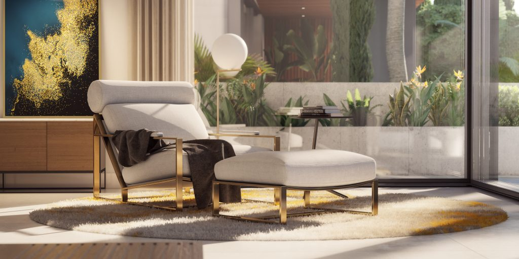 Marbella interier design vila u more