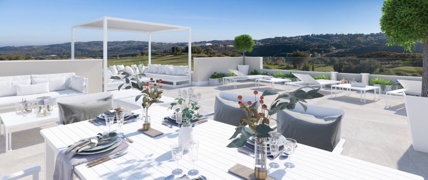 Luxusni penthouse na golfu