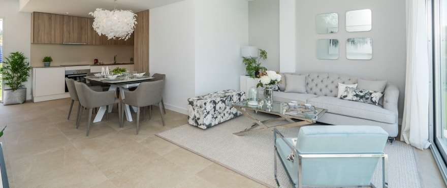Moderni apartman interier