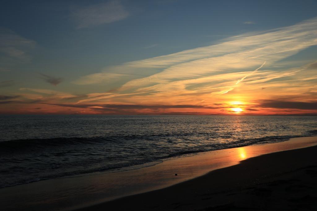 fotky blog zapad slunce