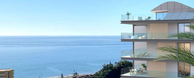 Apartman s vyhledem na more