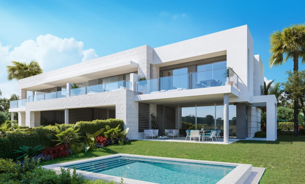 Developersky projekt Costa del Sol