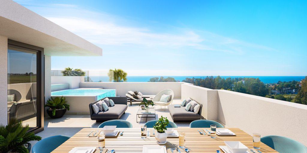 Luxusni nemovitosti Marbella