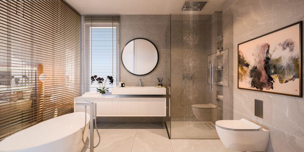 Moderni design interieru Marbella