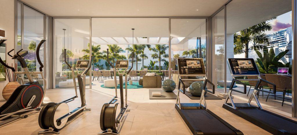 Luxusni developersky projekt Marbella