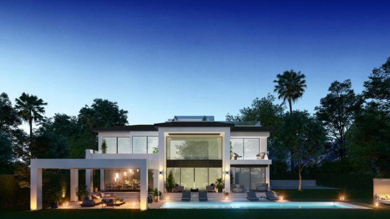 Luxusni vila Marbella