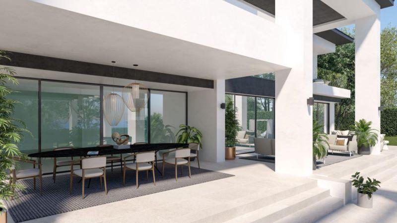 Moderni architektura Marbella