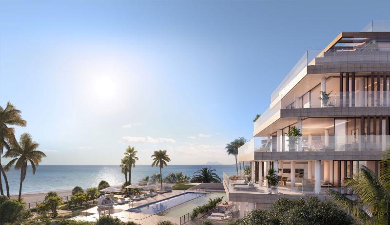 Luxusni apartmany u more