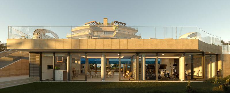 Luxusni projekt Estepona