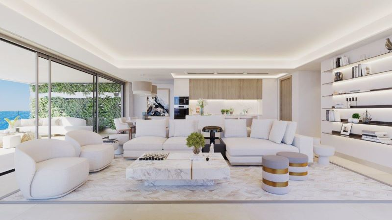 Moderni interier design Malaga