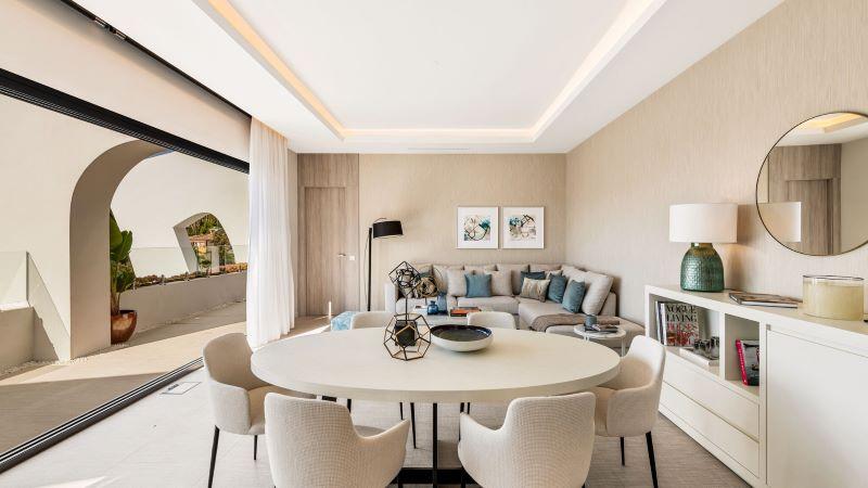 Moderni interier design u more