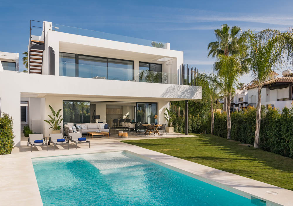 Marbella moderni vila